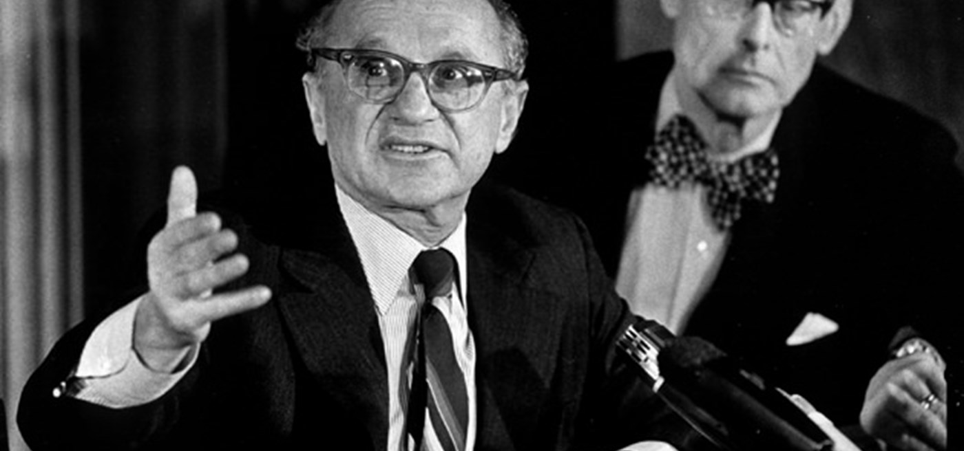 What Milton Friedman Taught Me About Guest Blogging